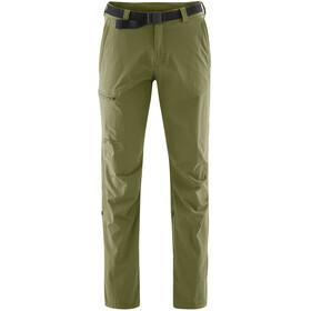 Maier Sports Nil Pantaloni lunghi Uomo verde oliva